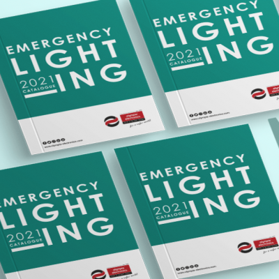 New Emergency Lighting Catalogue