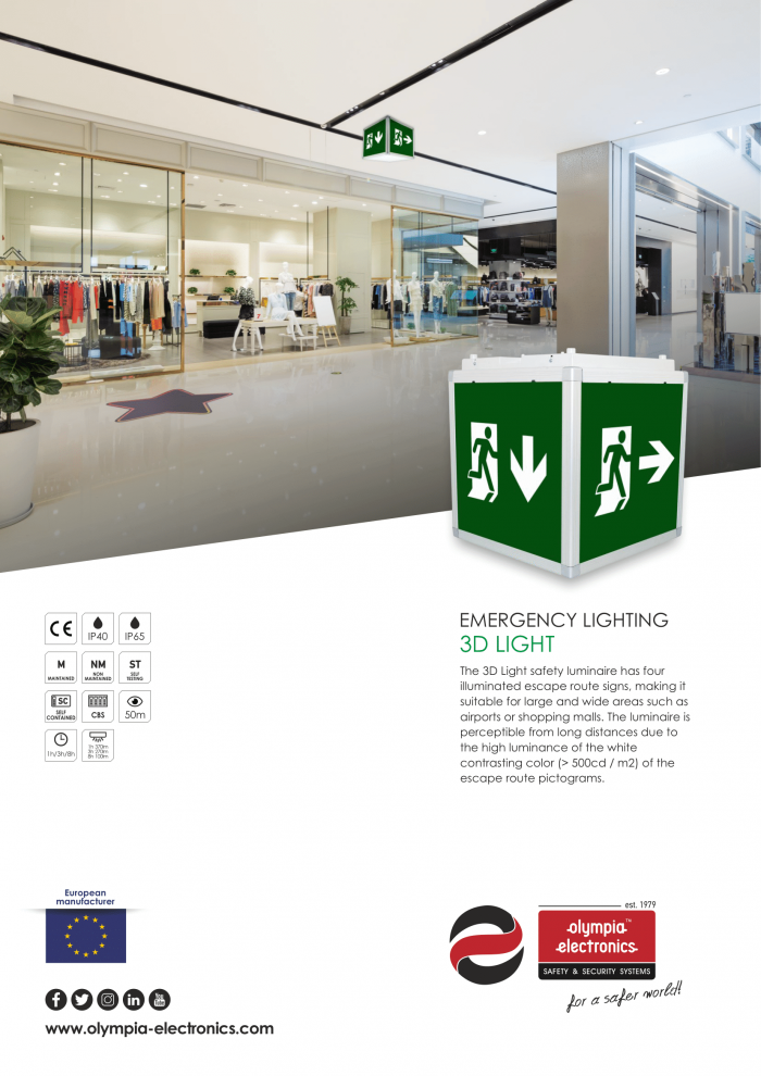 3D-LIGHT f-001-048