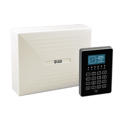 Συστήματα Ασφαλείας, BS-468/A/WL/KEYPAD Υβριδικός κεντρικός πίνακας (ασύρματης & ενσύρματης επικοινωνίας)