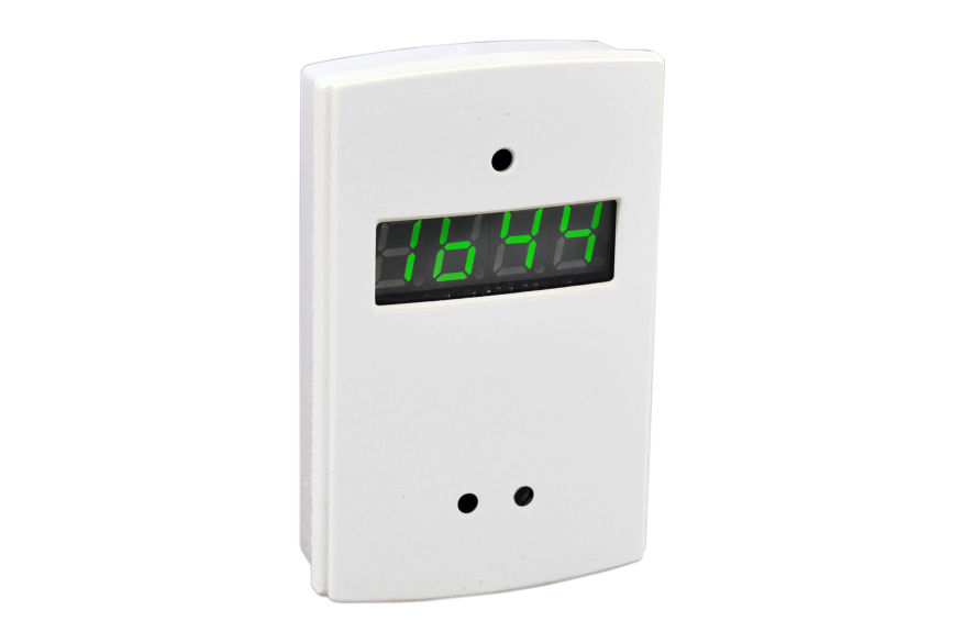 RF-52/A/D - IP65, RFID card switch for RF-54/A with display