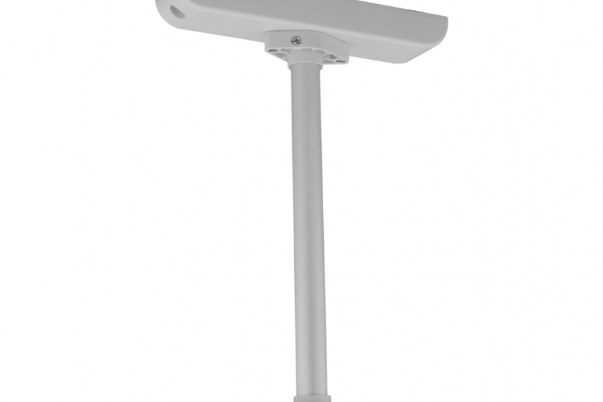 A-1130,A-1131,A-1132 - Set of accessories (1m,0.5m,0.25m) for ceiling mounting (silver)