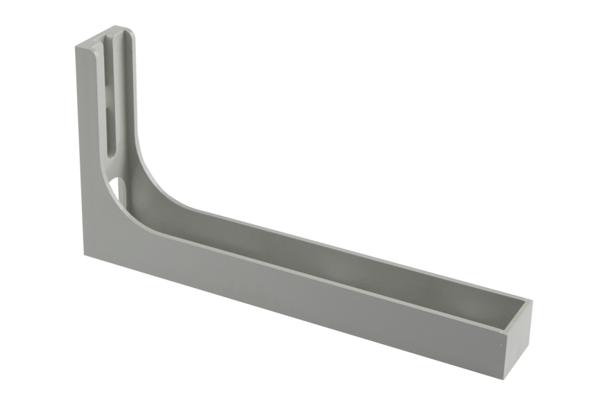 A-1133 - Accessory for vertical wall mounting (silver)