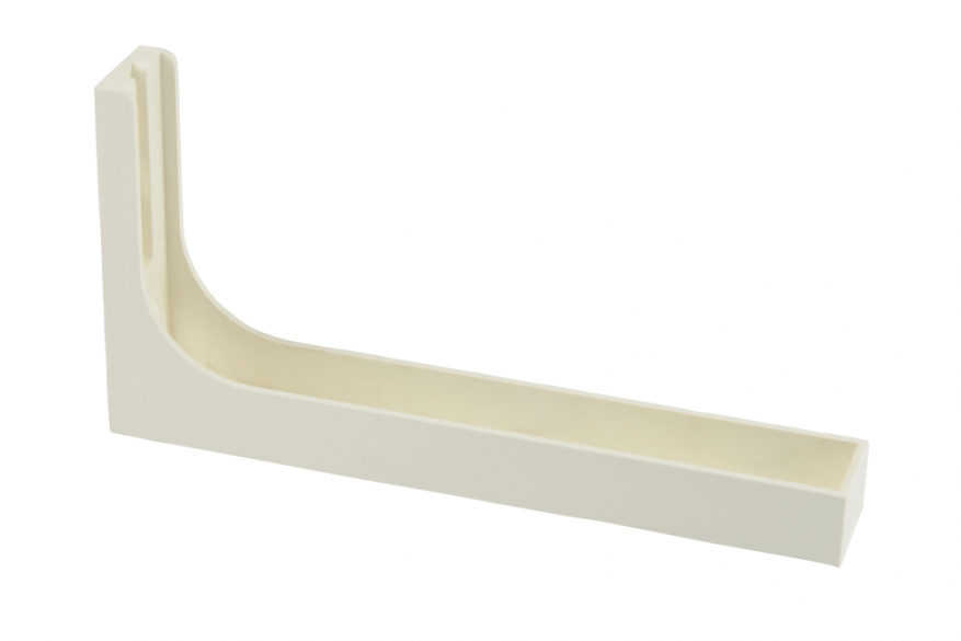 A-2133 - Accessory for vertical wall mounting (white)