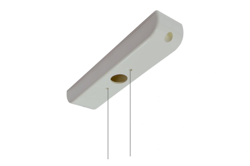 A-2136 - Accessory set for ceiling mounted hanging installations with 2,5m cable