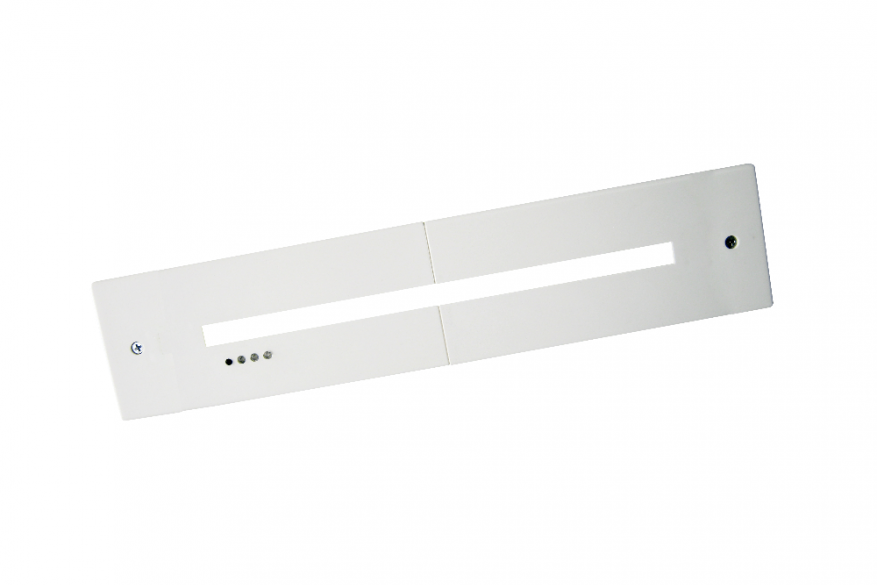A-2520/PL/ST - Suspended ceiling base for self-testing luminary KLD-xx