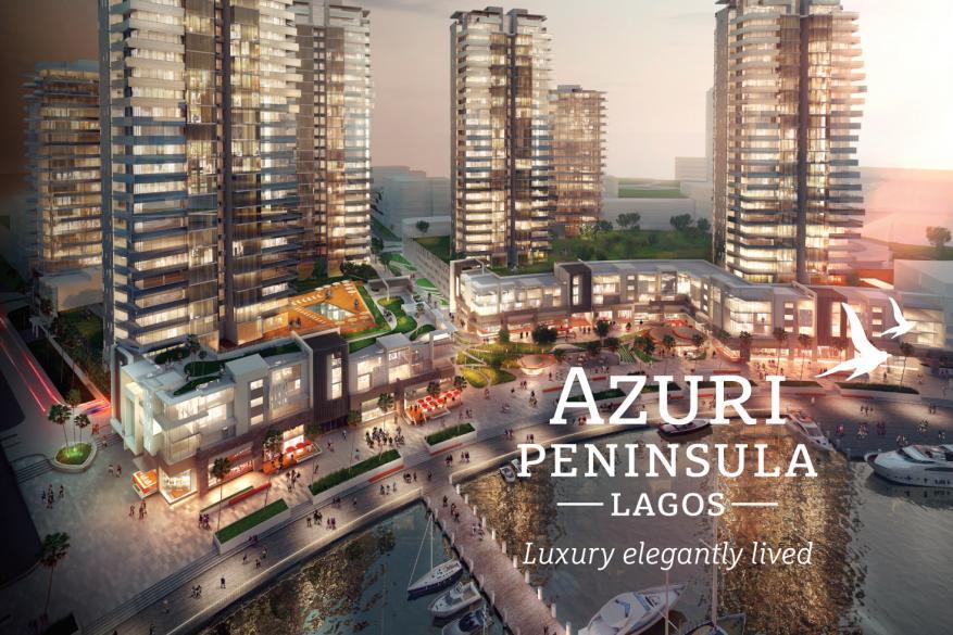 AZURI, Eko Atlantic. Lagos, Nigeria.