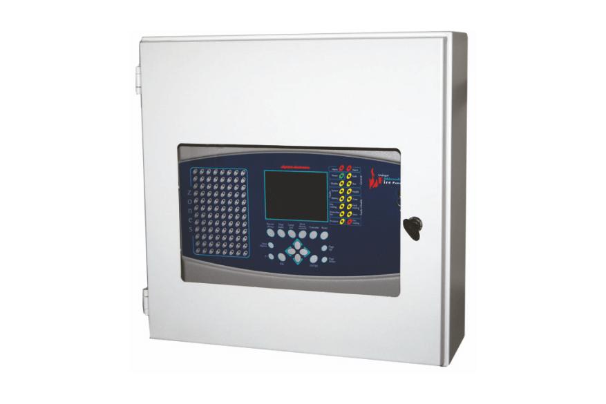 BOX-2100/WP - Waterproof metal box for BSR-2xxx panels