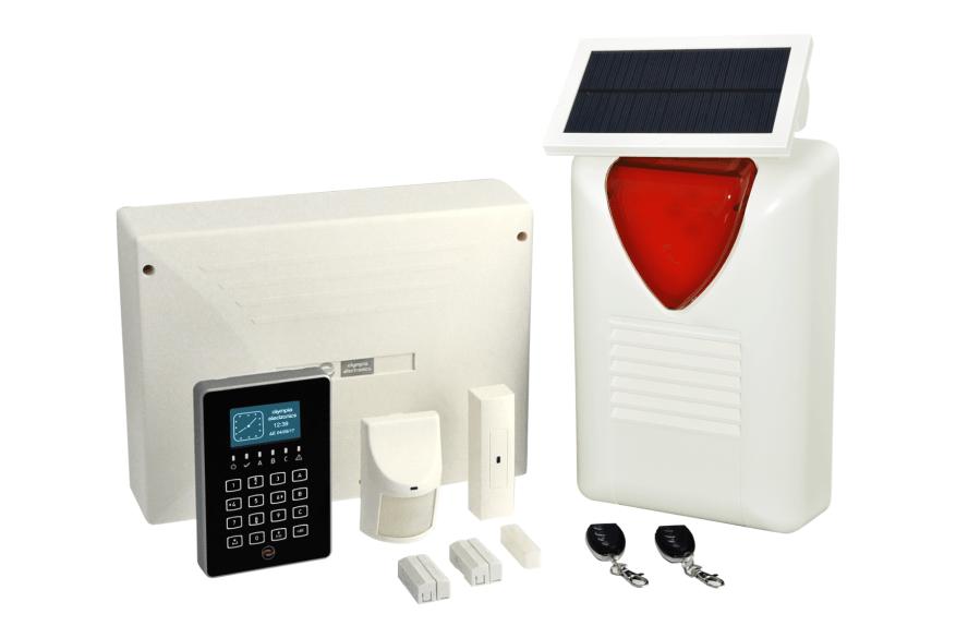 Συστήματα Ασφαλείας, BS-468/A/WL/KIT Σετ ασύρματου συναγερμού 8+32 ζωνών
