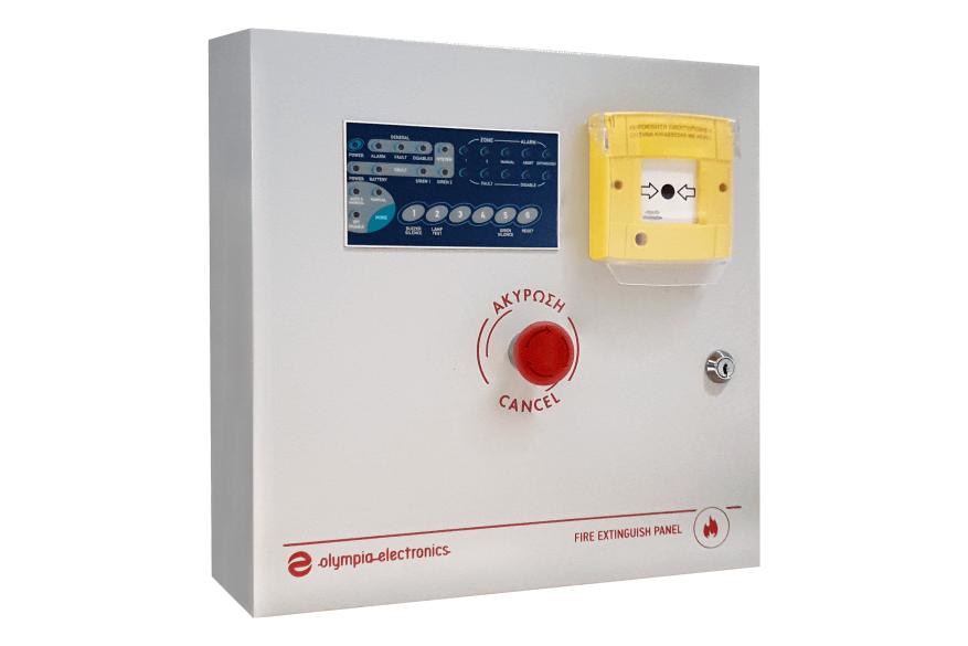 BS-627 Extinguising Panel