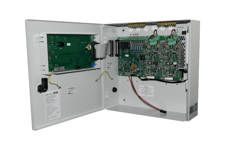 BSR-100X - Inside