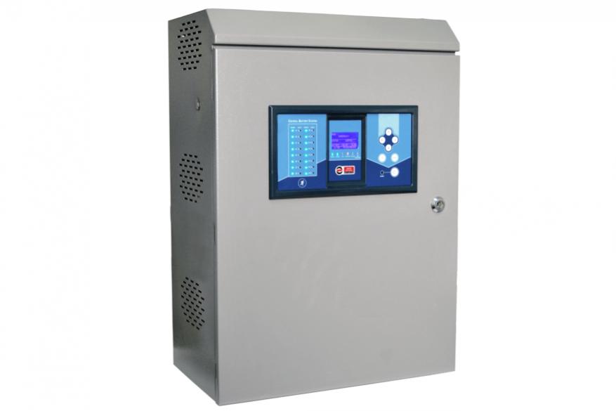Φωτιστικά Ασφαλείας, Πίνακας  – GR-8600