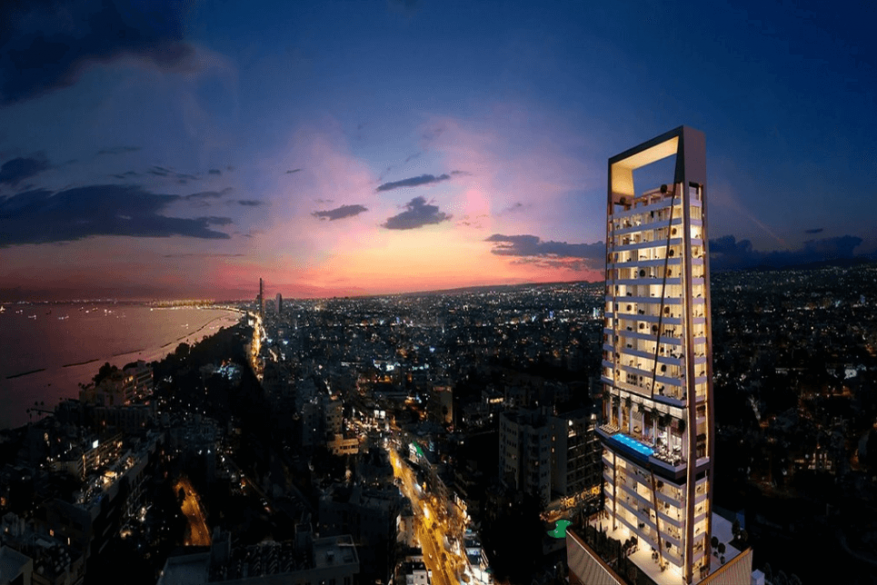 Icon Tower - Limassol