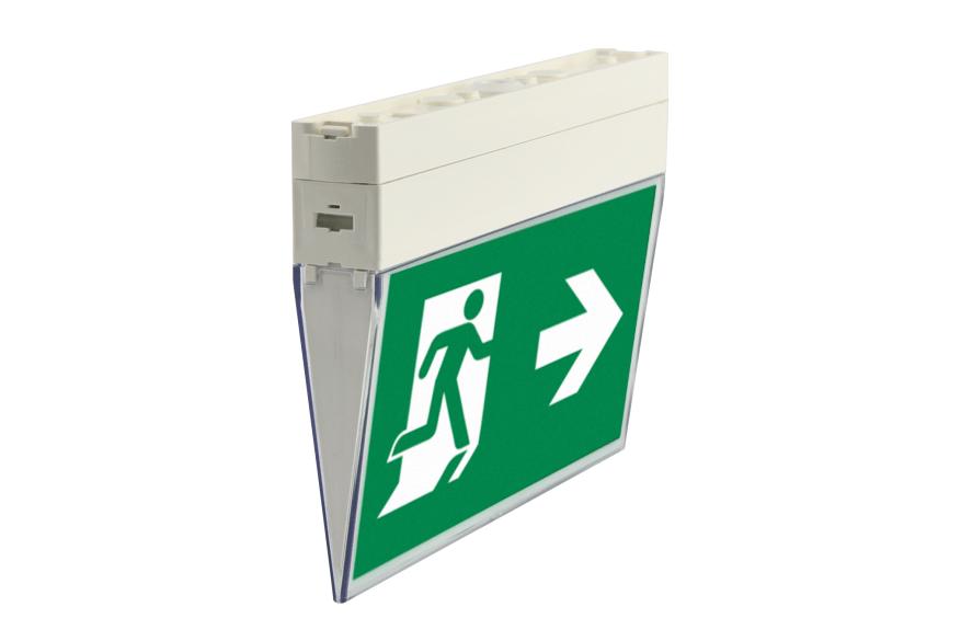 Φωτιστικά Ασφαλείας, Addressable 24V DC Eco Light