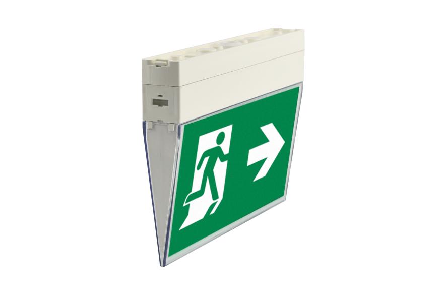 Φωτιστικά Ασφαλείας, ADDRESSABLE ECO LIGHT KLR