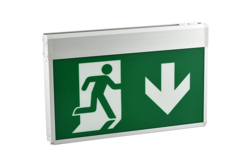 Φωτιστικά Ασφαλείας, CBS 230V AC Led Light Box