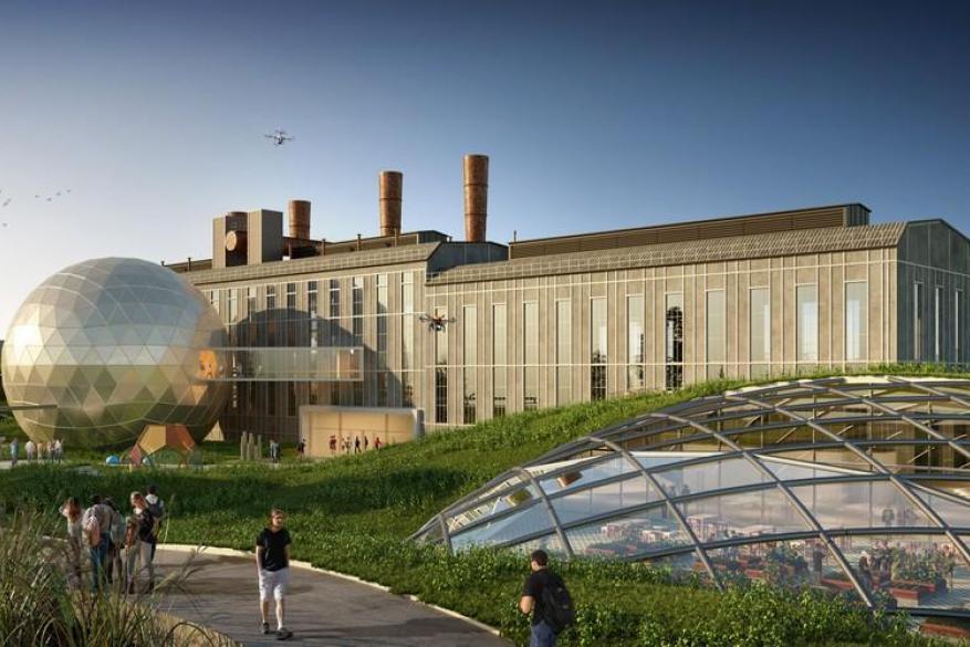 Luxembourg Science Center, Differdange