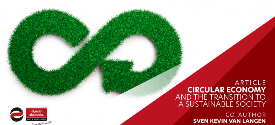 """""""Circular Economy and the Transition to a Sustainable Society"""""""
