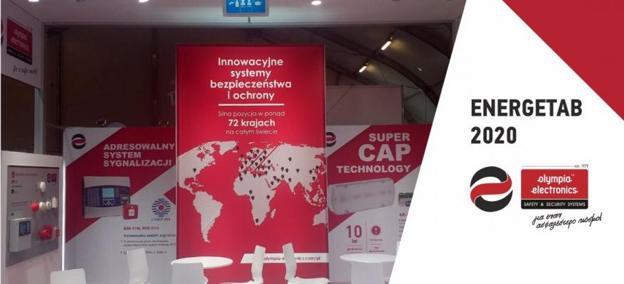 Συμμετοχή της OLYMPIA ELECTRONICS A.E. στην Διεθνή Έκθεση ηλεκτρονικών συστημάτων της Πολωνίας ENERGETAB 2020