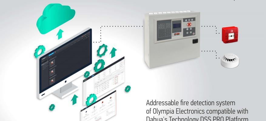 Στρατηγική συνεργασία για κοινή πλατφόρμα από την OLYMPIA ELECTRONICS A.E. και την DAHUA