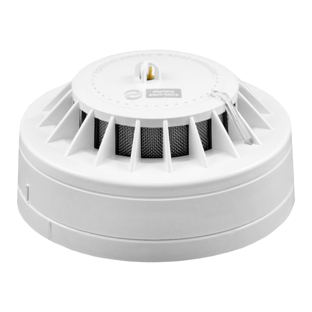 Διευθυνδιοδοτούμενος θερμοδιαφορικός ανιχνευτής καπνού BSR-6057/A/MAR