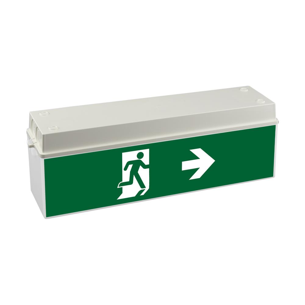 Led φωτιστικό ασφαλείας σήμανσης Bau Light