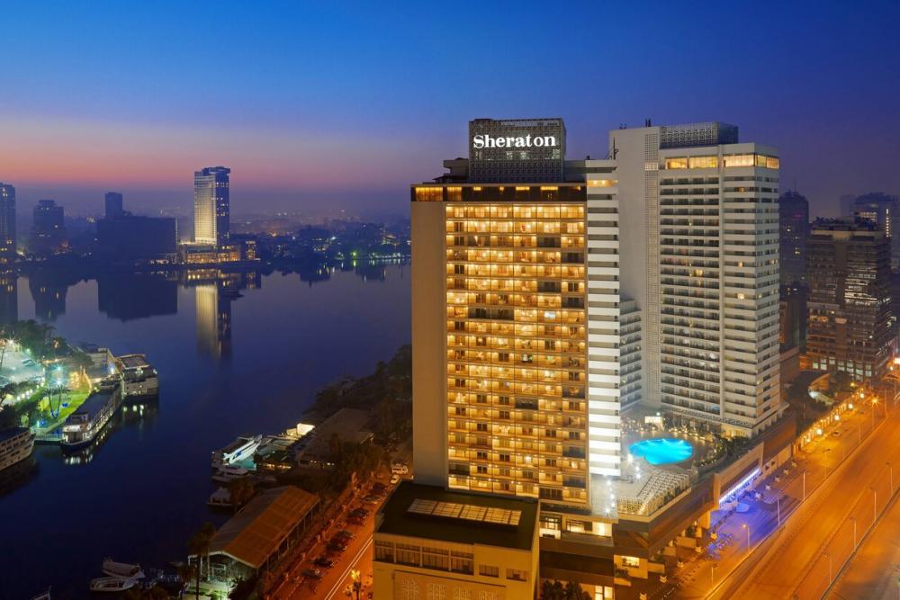 Sheraton Cairo Hotel - Egypt